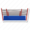 area, center, fight, fighting, wrestling, zone icon