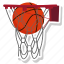 basket, basketball, sport, ball