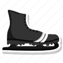 figure skating, game, ice, skate, sport, winter icon