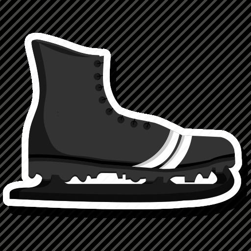 figure skating, game, ice, skate, sport, winter icon