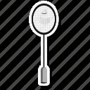 badminton, badminton court, racket, shuttlecock, sport icon