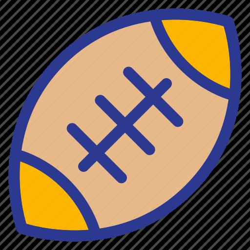 american football, athlete, athletics, game, sports icon