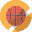 ball, basketball, game, sportix, sports icon