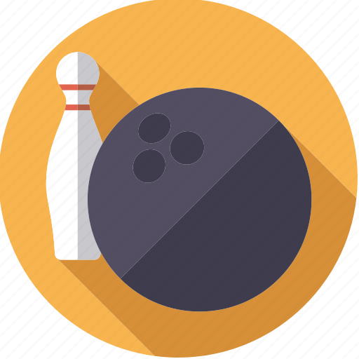 ball, bowling, pin, sportix, sports icon