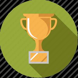achievement, cup, gold, sportix, sports, trophy, winner icon
