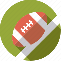 american, ball, football, game, sportix, sports icon