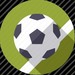 ball, football, game, soccer, sportix, sports icon