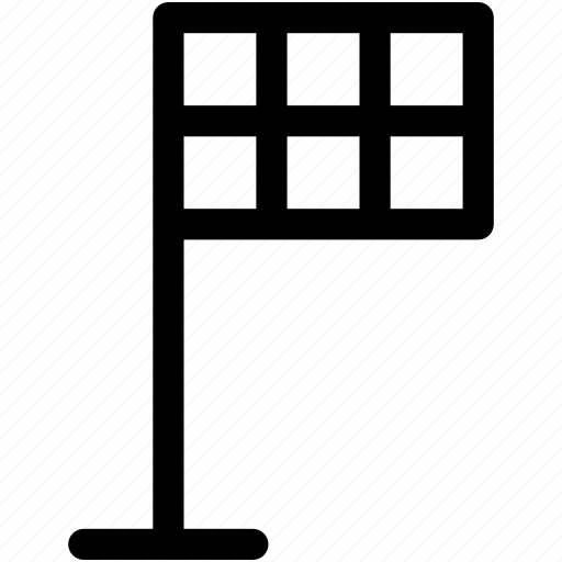 Destination flag, ensign, flag, race flag, sports flag icon - Download on Iconfinder
