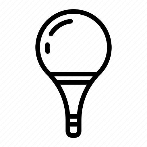 racket, sports, table tennis icon