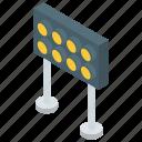 field lights, floodlights, playground lights, stadium lights sports lighting icon