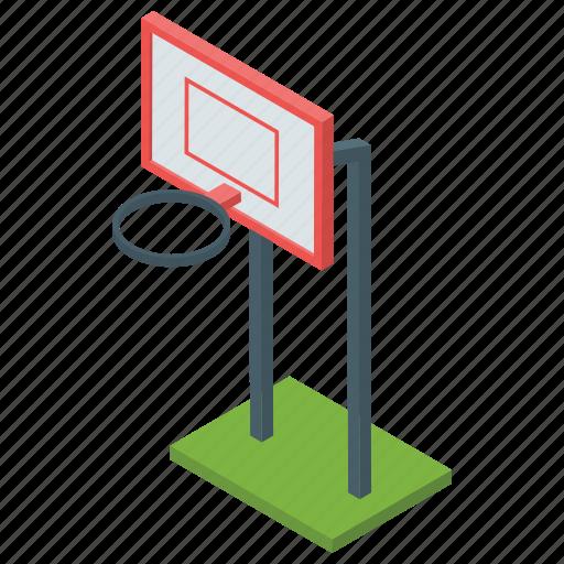 basketball goal, basketball net, goal net, playground, sports net icon