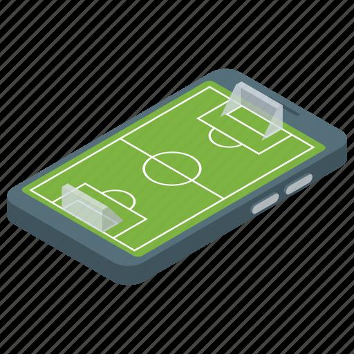 football area, football ground, football pitch, play area, playground, stadium icon