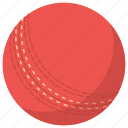 ball, cricket ball, hard ball, solid ball, sports ball icon