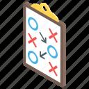 game strategy, maneuvers, plan tactics, sports plan, sports tactic