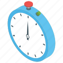 time piece, alarm, stopwatch, timer, countdown timer