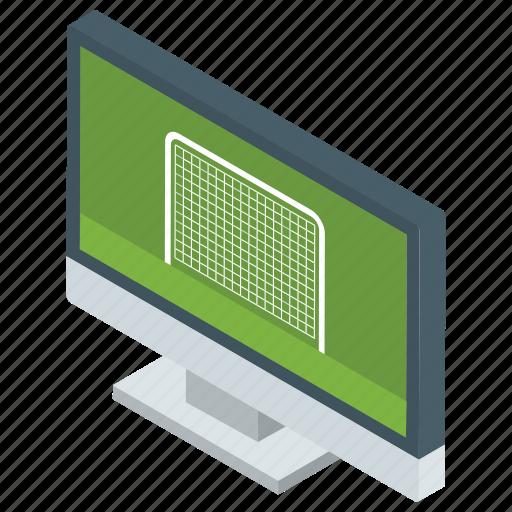 live broadcasting, online football, online match, online sports, soccer match broadcast, sports icon
