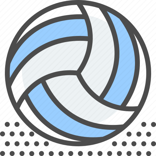 ball, beach, match, play, sport, team, volleyball icon