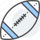 american football, ball, bet, field, rugby, sport, team icon