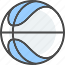 ball, basketball, game, match, player, sport, team icon