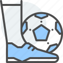 ball, football, futsal, indoor, match, soccer icon