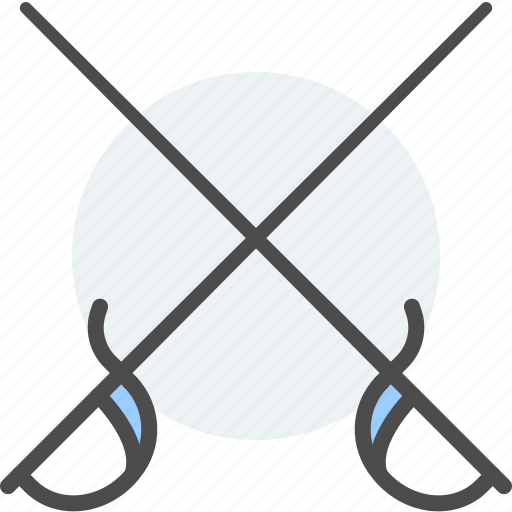 bet0a, competition, fencing, match, sport, sword icon