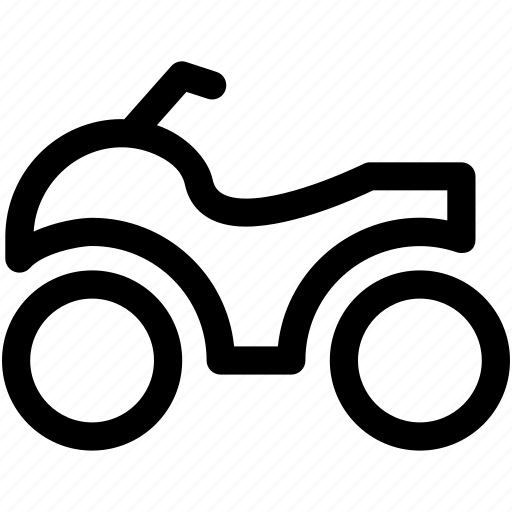 bike, motor bike, motorcycle, scooter, speed bike icon