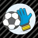 2, ball, equipment, football, gear, glove, soccer, sports icon