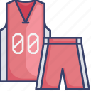 clothes, clothing, jersey, outfit, sport, uniform