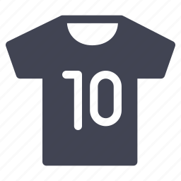 shirt, sports, team, tshirt, uniform icon