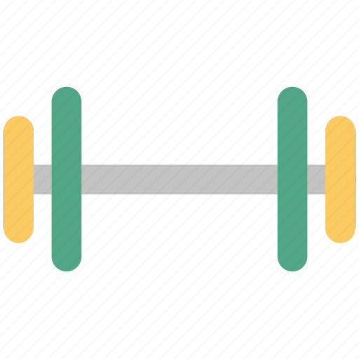dumbbells, fitness, gym, gym equipment, gym exercise, halteres, weight lifting icon