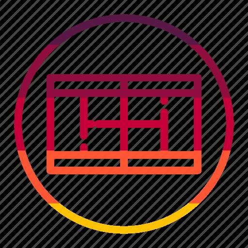 Stadium, tennis, sport icon - Download on Iconfinder