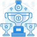 award, champion, trophy icon