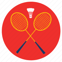badminton, games, play, shuttle, sports icon