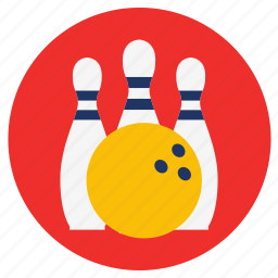 bowling, games, play, sports icon
