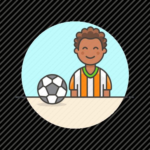 ball, football, man, match, play, score, sports icon