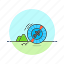 ball, bubble, hamster, human, outdoor, roll, sports icon