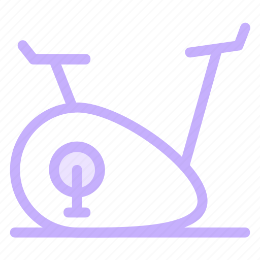 cycleergometer, ecercisemachine, exercisebicycle, weightlose icon