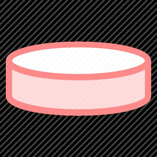 ball, disc, hockey, sports icon