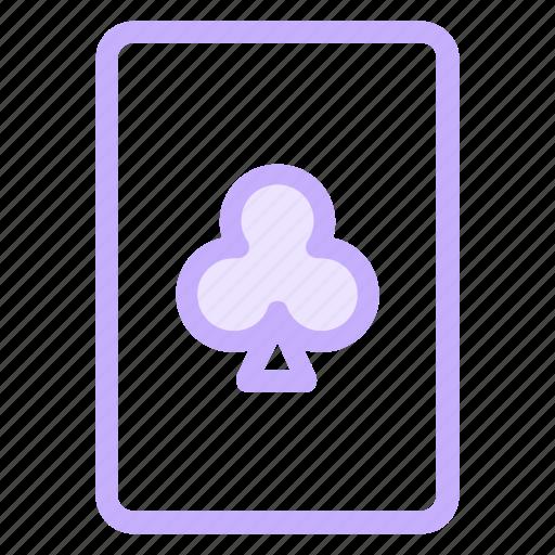 gambling, playingcard, pokercard, spadecard icon