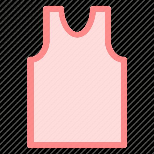 gymvest, sleeveless, sleevlessshirt, sportsshirt icon