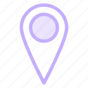 location, locationpin, locationpointer, marker icon