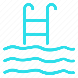 poolladders, poolstairs, poolsteps, sealedders icon