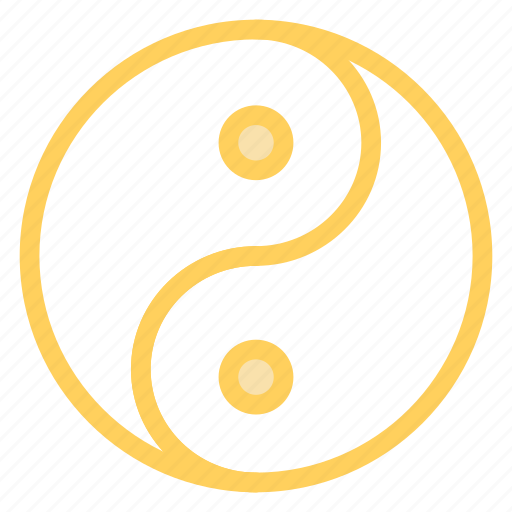 ball, snooker, sports, yinyang icon