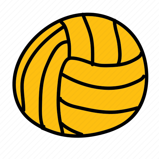activity, ball, hobby, sport, sports, summer, volleyball icon