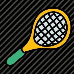 activity, hobby, net, raqcuet, sport, sports, tennis icon
