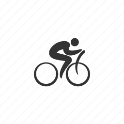 bicycle, exercise, handle, pedals, race, speed, transportation, travle, wheel icon