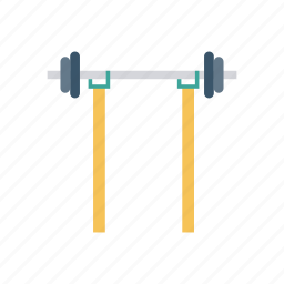 dumbbell, fitness, gym, weight icon