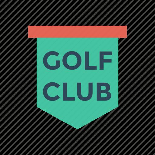 board, directionboard, golfclub, signboard icon