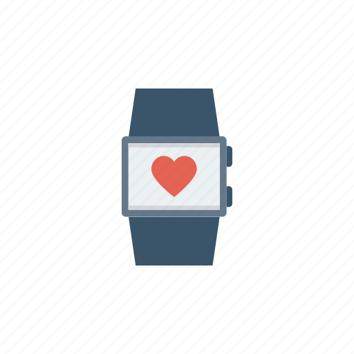 clock, smartwatch, time, wristwatch icon