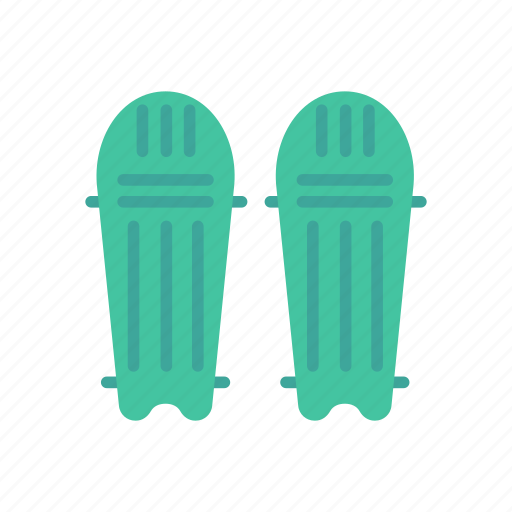 cricket, pads, protection, safety icon